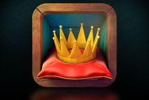 Mobile Game Graphic Design