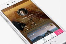 Mobile UI \\ User profile