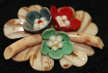 Bakelite, Lucite & Celluloid / by Sabina Mugford