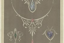 Dibujos de joyas