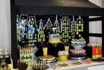 Festinha Batman