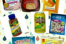Nasty Icky Junk Our Bodies shouldn't consume....Read Your Labels