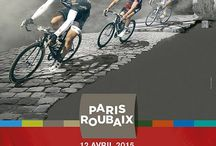 Affiches de Paris-Roubaix / Les affiches officielles de Paris-Roubaix