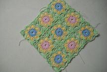 Meus Crochês - Crochet / Todo tipo de trabalho em crochê feito a mão. Handmade.