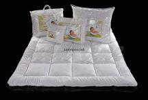 Produkty antyalergiczne / Kołdry, poduszki, podkłady, tekstylia antyalergiczne