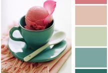 Цветовые сочитания
