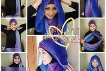 Hijab Tutorial / other