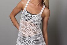 Crochet Tops - Tank Tops