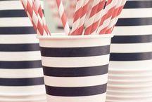 Stripes 'n dots / by Kay Ferriter