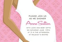 baby shower ideas / by Ashley Elizabeth
