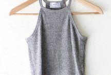 roupas de malha