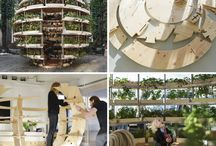 The Growroom / SPACE10, designer of this amazing urban farm pavilion has made The Growroom plans available. Our specialist CNC machinery has programmed the design, ready for it to be cut, drilled and delivered to your door, flat-packed. We challenge you to impress your neighbours or clients!
