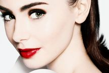 Red Lip Envy / Any colour as long as it's red! The Ultimate collection of red lipstick looks