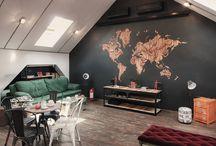 Världskartor