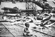"""Nanking Atrocities / In 1937, the Japanese Imperial Army invaded the city of Nanking and killed 300,000 civilians and unarmed soldiers, and raped 60,000 women. The policy was """"burn all, loot all, kill all"""". Many Japanese history textbooks today are still whitewashing and denying the atrocities committed. Why are we not learning about these atrocities? What can we do to move towards peace and reconciliation?"""