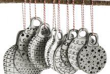 Ceramics Christmas