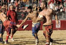 Fine SPORT in Italy / FINE SPORT collects informations about traditional italian sports practised in Florence, Rome, Venice, Langhe, Dolomiti, Portofino.