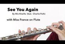 Flute Lessons & Tutorials Online