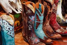 These boots are made for walkin' / by Krystal Kerley