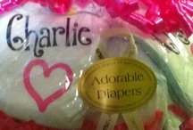 AdorableDiapers.com Personalized Baby & Kids / Personalized diapers that YOU design, we create! For newborns to trendy tots!