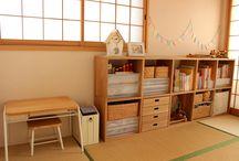 Kids room - Japanese