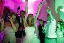 Wedding Party / Outstanding wedding receptions and parties with first class Italian food and great music