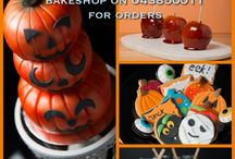 Oushe's Halloween Specials / From Brownies, Cookies, Cakes, Pies to other devilishly delicious treats, order yours today from Oushe Gourmet Bakeshop on 043850011