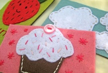 Felt Crafts {Tutorials & DIY Ideas} / Tons of felt ideas and crafts to create!  Felt rules! / by Everything Etsy