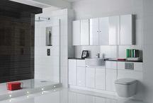 INVERSE / Inverse Range of bathroom furniture.