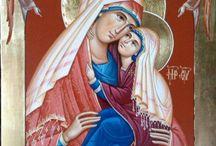 Ikona Św Anna