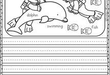 First Grade Writing