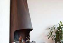 Fireplaces / Amazing fireplaces from around the World