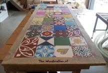 Tisch pimpen