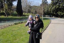 9 Aylık Bebeğimle Gittiğim Barcelona Turu
