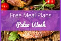 free meal plans / Follow this board to get a free weekly meal plan every week! Use these meal plans and make your own here: https://spoonacular.com/meal-planner