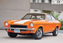 Chevrolet Vega / by Jeff Gravel