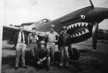 Andere verdenskrig fly