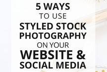 Photography Tips / Step up your photography game to attract ideal customers to your brand. Tips & inspiration for awesome snaps.