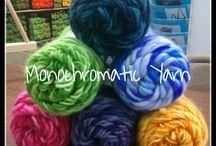 Yarn, yarn, & more yarn