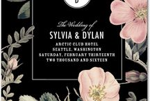 wedding invetation
