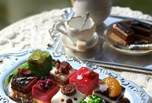 Sweet cake art