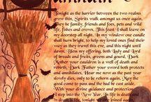Dušičky - Samhain