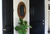Entryways / Beautiful and inspiring entryways