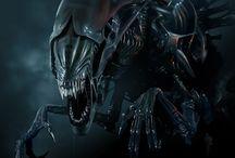 Alien/H.R.Giger