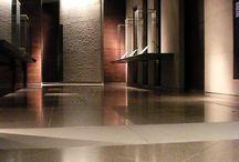 Museum of Islamic ArtMuseum of Islamic Art / Pavimentazione in porfido levigato e spazzolato