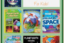 Preschool: Theme: Earth Day
