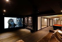HOME CINEMA / Villas with Home cinema