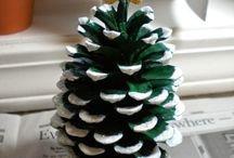 DIY Karácsonyfa !