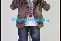 Milly Moo Boys Clothes