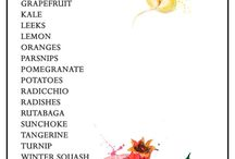 Ayurveda - Seasonal Foods